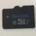 MicroSD 64GB com adaptador