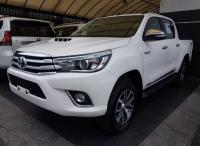 2016 Toyota Hilux 2.5 ( 14,000 euros)